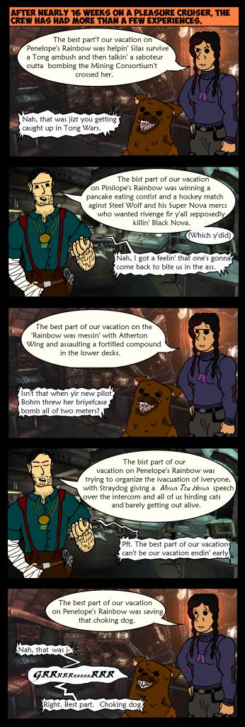Recap Comic Episode 1L